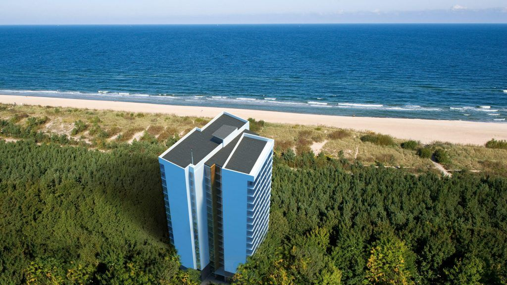KOMPLEKS TURYSTYCZNY USTKA SEA TOWER